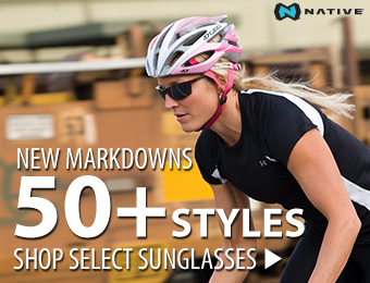 New Markdowns – select sunglasses – 50+ styles