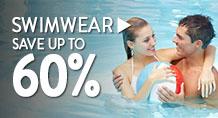 Swimwear – save up to 60%