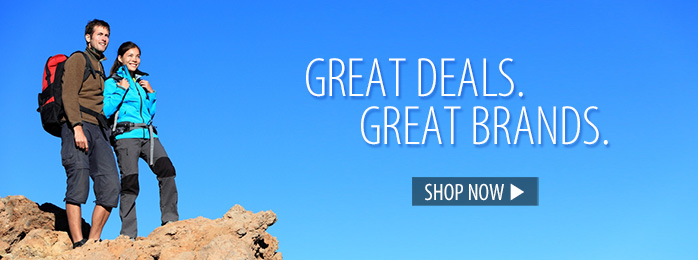Shop Great Deals at Sierra Trading Post