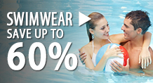 Swimwear – save up to 60%
