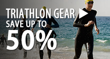 Triathlon Gear – save up to 50%