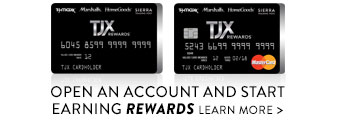 TJX Rewards Card