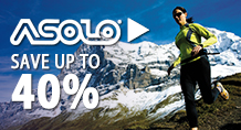 Save up to 40% on Asolo