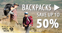Save up to 50 on backpacks