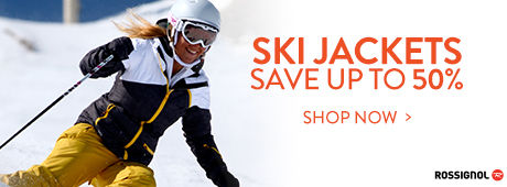 Ski Jackets - save up to 50%