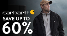 Carhartt – save up to 60%