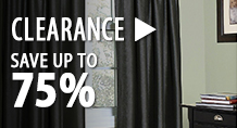 Save up to 75% on clearance
