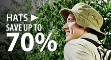 Hats – save up to 70%