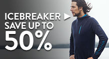 Icebreaker – save up to 50%