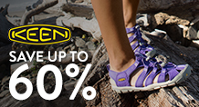 Keen – Save up to 60%