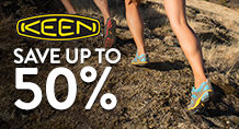 Keen – save up to 50%