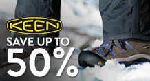 Keen - save up to 50%