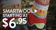 SmartWool – Starting at $6.95