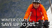 Winter Coats - save up to 50%