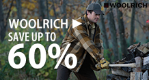 Woolrich – save up to 60%