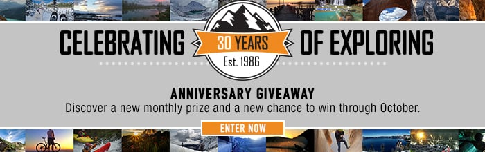 30th Anniversary Giveaway