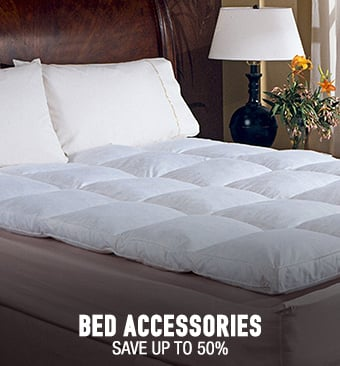 Bed Accessories - save up to 50%