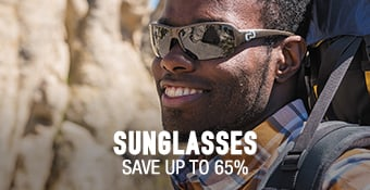Sunglasses - save up to 65%