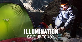 Illumination - save up to 40%