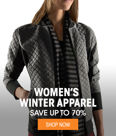 Women's Winter Apparel - save up to