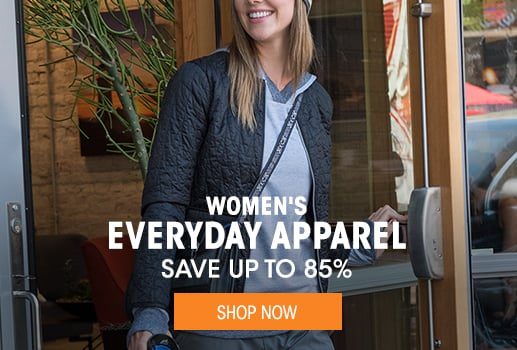 Women's Everyday Apparel - save up to 85% - Shop Now