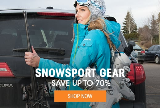 Snowsport Gear - save up to 70% - Shop Now
