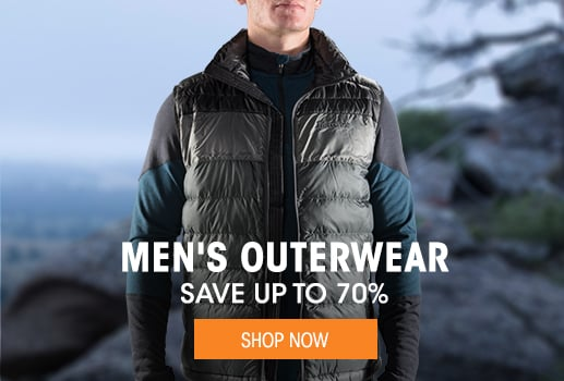 Men's Outerwear - save up to 70%