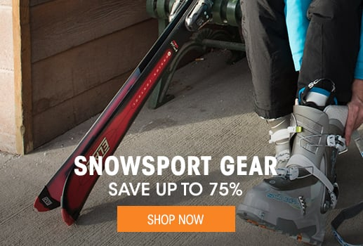 Snowsport Gear - save up to 75%