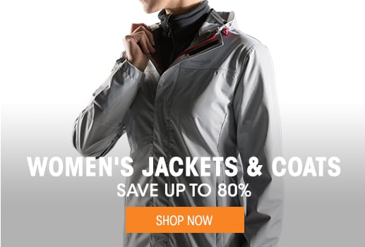 Women's Jackets & Coats - save up to 80%