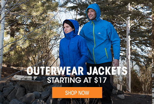 Outerwear Jackets - Starting at $17