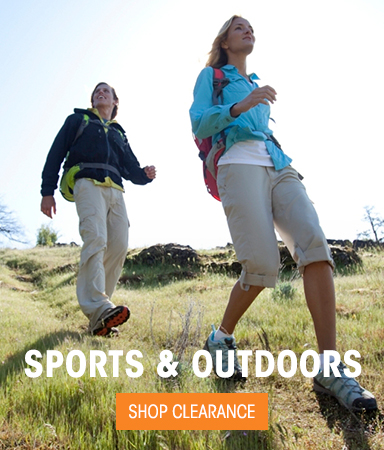 Sports & Outdoor Clearance