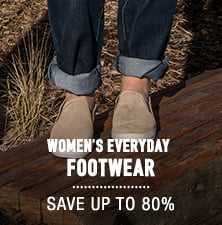 Women's Everyday Footwear - save up to 80%