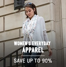 Women's Everyday Apparel - save up to 90%