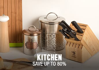 Kitchen - save up to 80%