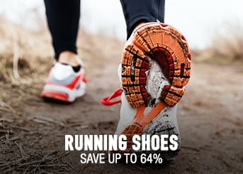 Running Shoes - save up to 64%