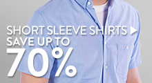 Short Sleeve Shirts - save up to 70%