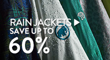 Rain Jackets - saveupto60