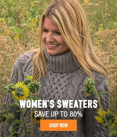Women's Sweaters - save up to 80%