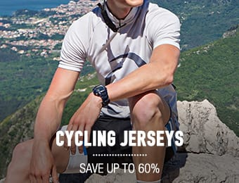Cycling Jerseys - save up to 60%