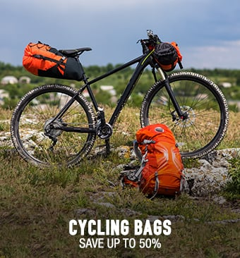 Cycling Bags - save up to 50%