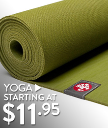 Yoga - starting at $11.95