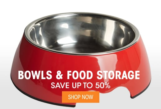 Bowls & Food Storage - Save up to 50%