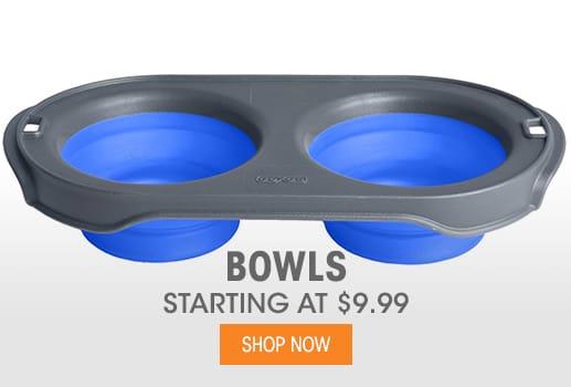 Bowls - Starting at $9.99