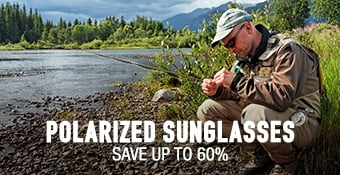 Polarized Sunglasses - save up to 60%
