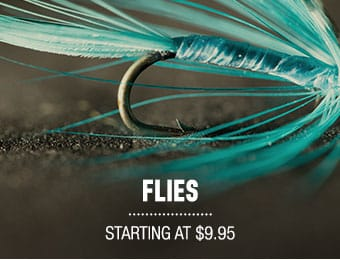 Flies - starting at $9.95