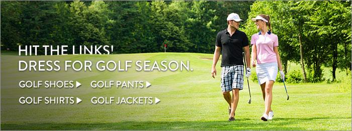 Golf - Shop Now!