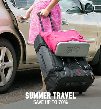 Summer Travel - Luggage - save up to 70%
