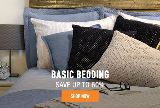 Basic Bedding - save up to 60%