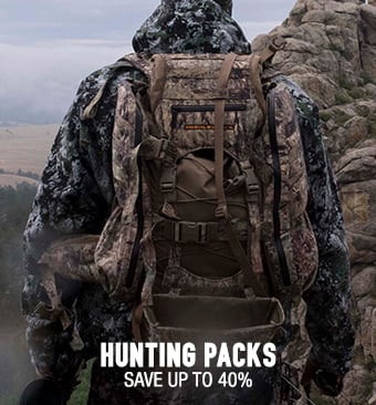Hunting Packs - save up to 40%