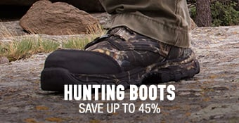Hunting Boots - save up to 45%